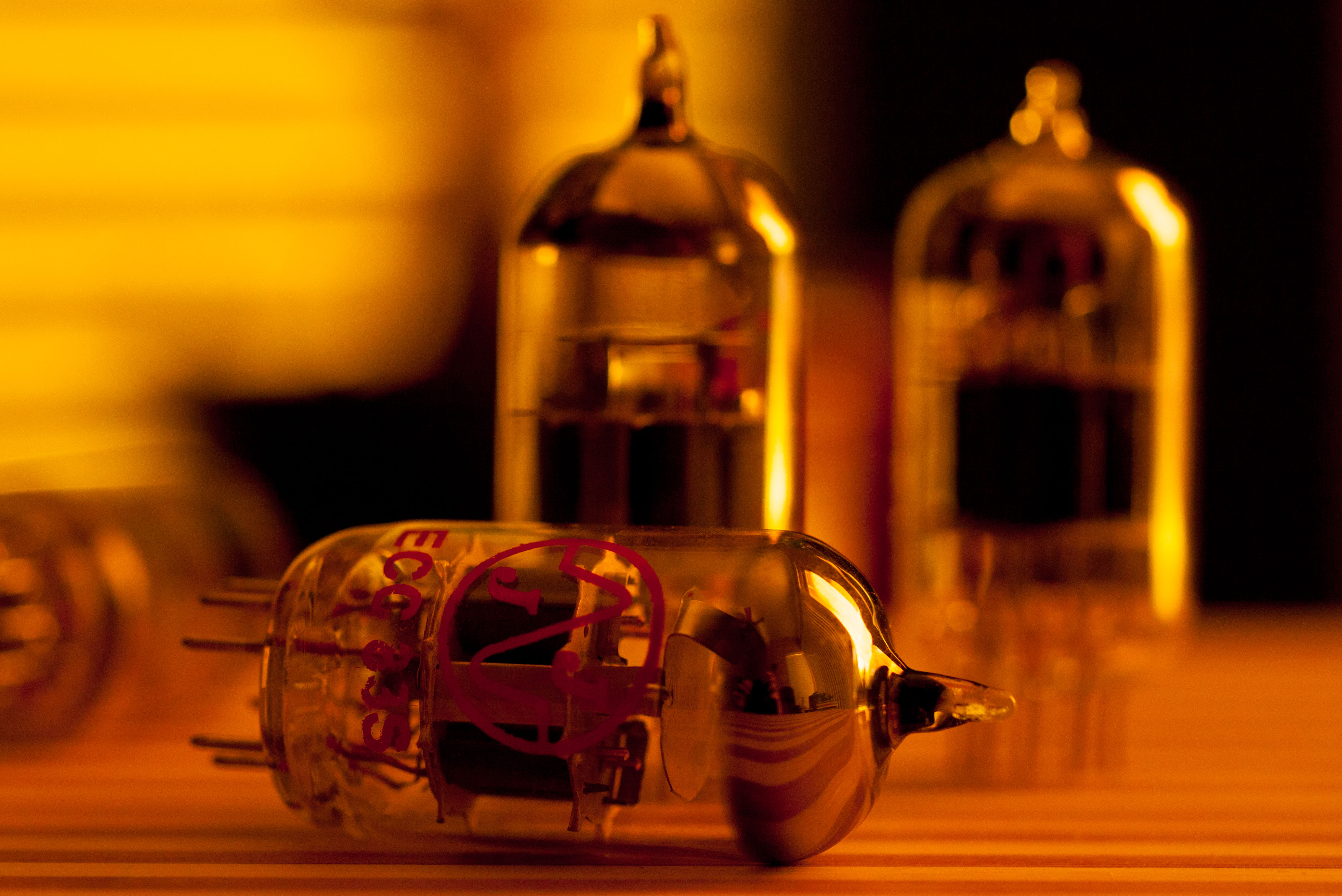 Amplifier Tubes